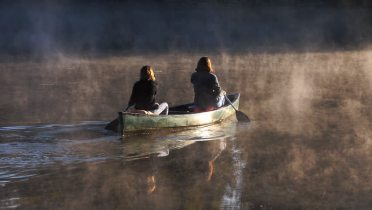 girls in boat