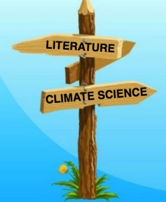 Where Literature and Climate Science Meet